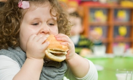 child obesity in america